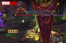 Iskar Assist: аддон для боя против Владыки Теней Искара