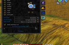 Arcanum 1.12.1: аддон для дополнительных панелей команд магу