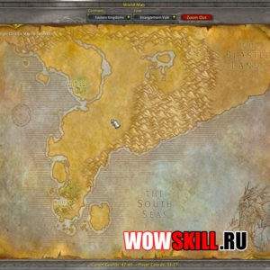 MapCoords для wow 1.12.1
