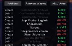 Argus elite tracker