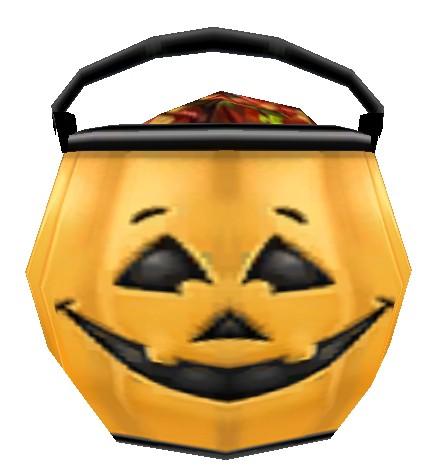 candy buckets