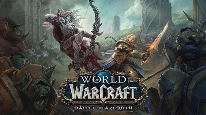 Дата выхода Battle for Azeroth