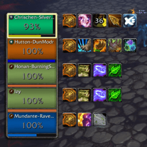 Arena Team Tracker: аддон для отслеживания КД