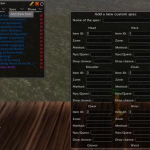 BiS Tracker Classic: аддон показывающий бисовую экипировку в игре
