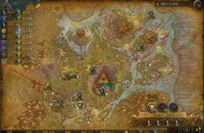 World Quest Tab:  вывод локальных заданий
